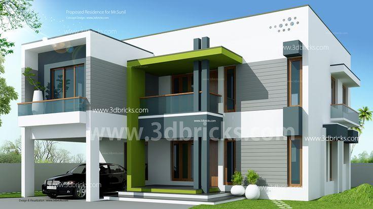 roof flat