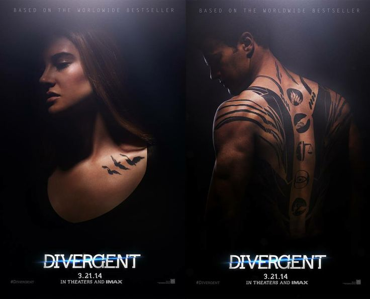 We are Divergent, we are dangerous. Experience the official Divergent posters on Tumblr: http://divergentthemovie.com/