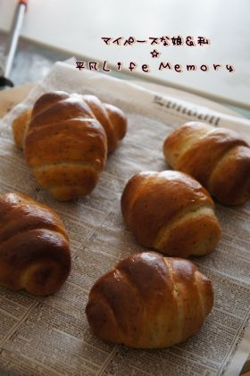「ミルクティテーブルロール」あじよし   お菓子・パンのレシピや作り方【corecle*コレクル】