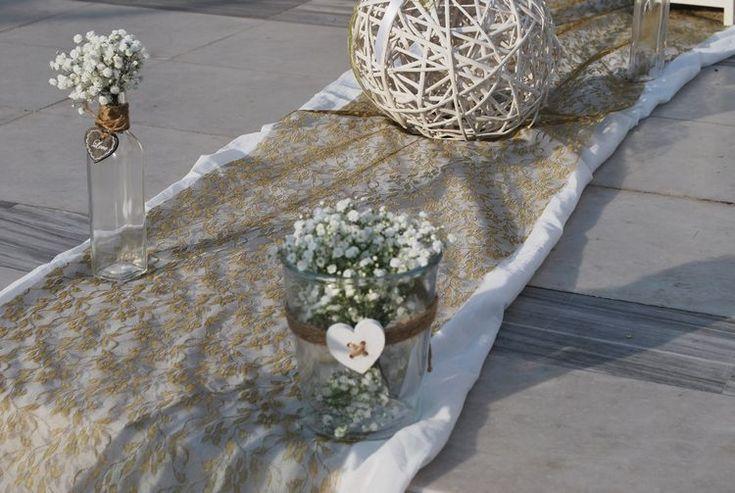 Αποτέλεσμα εικόνας για διακοσμηση γαμου με γυψόφυλλο