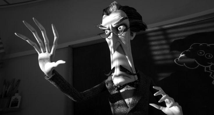 Frankenweenie teacher