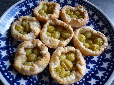Recipe Mini Gooseberry Tarts