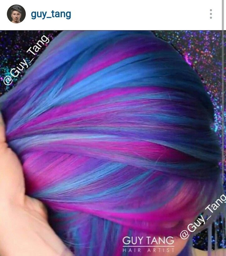 25 Best Ideas About Multicolored Hair On Pinterest  Crazy Colour Hair Dye