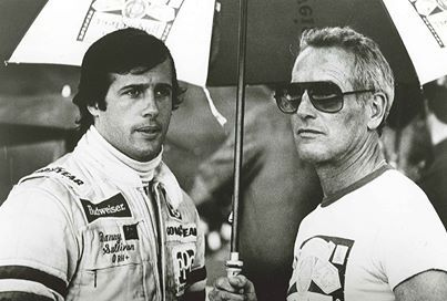Paul Newman and Danny Sullivan @ Road America