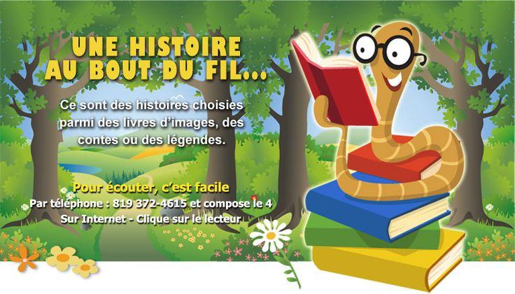 6 Enregistrements d'histoires pour les enfants - Contes sonores