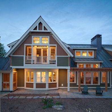 Boston Gable Roof Design Gable End Design Outside