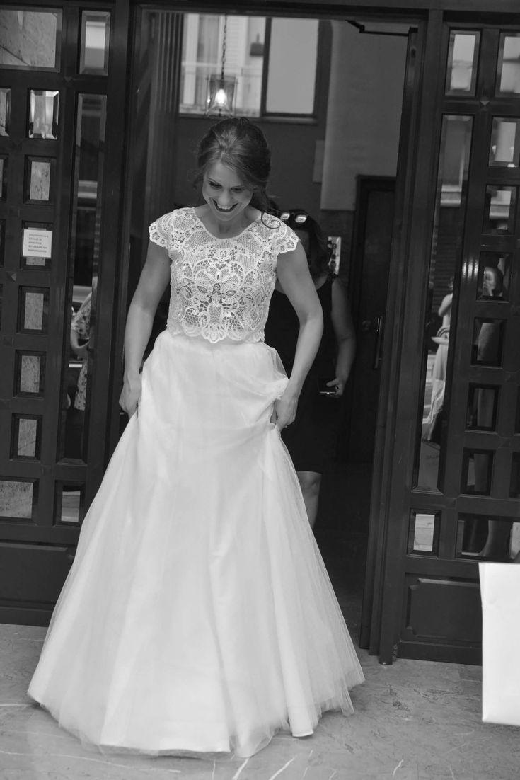 Maison Renata Marmara BRIDAL COUTURE  #realbride #wedding #weddingdress #weddinginspiration #hautecouture #bride #bridaldress #bridetobe #whitedress #lace #maisonrenatamarmara