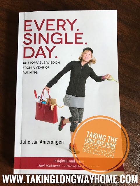 Taking the Long Way Home: Book Review: Every.Single.Day: Unstoppable Wisdom From a Year of Running