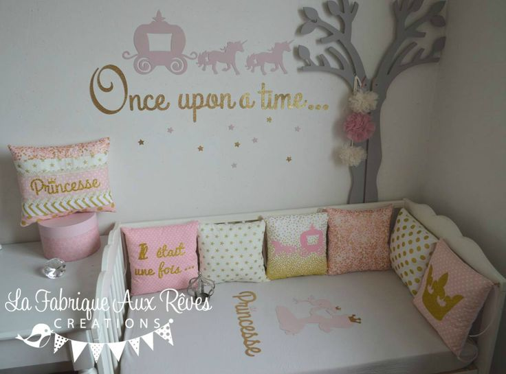 Plus de 25 des meilleures id es de la cat gorie lit de for Decoration princesse chambre fille
