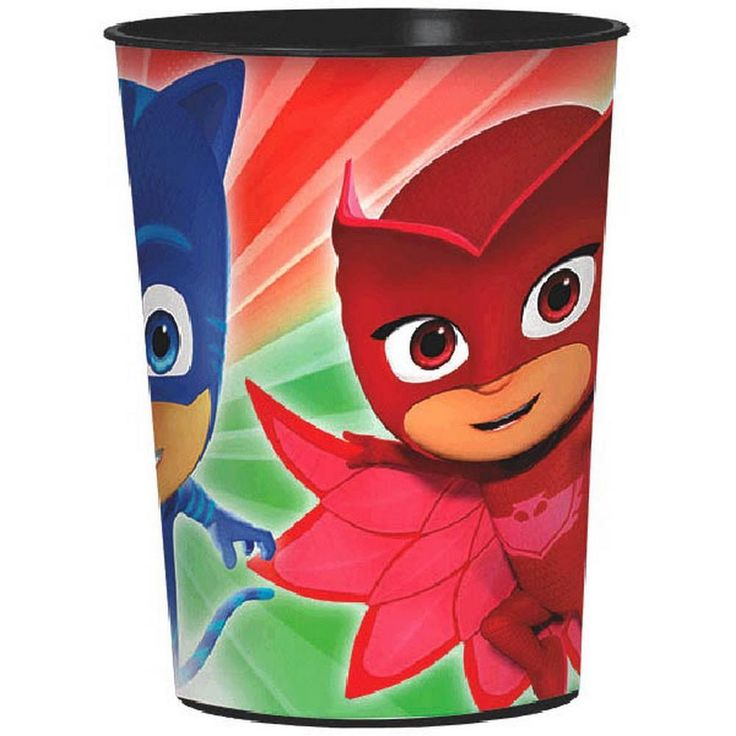 PJ Masks 16oz Plastic Party Cup