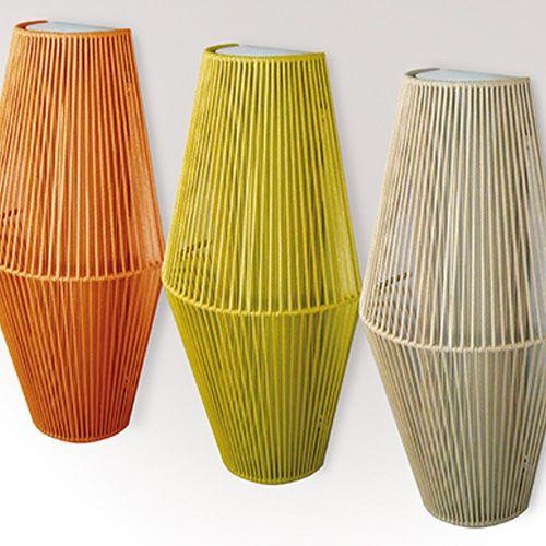 Wall Koords  #ESPdesign #yellow #lighting #eltorrent #koord #rope #orange #beige…