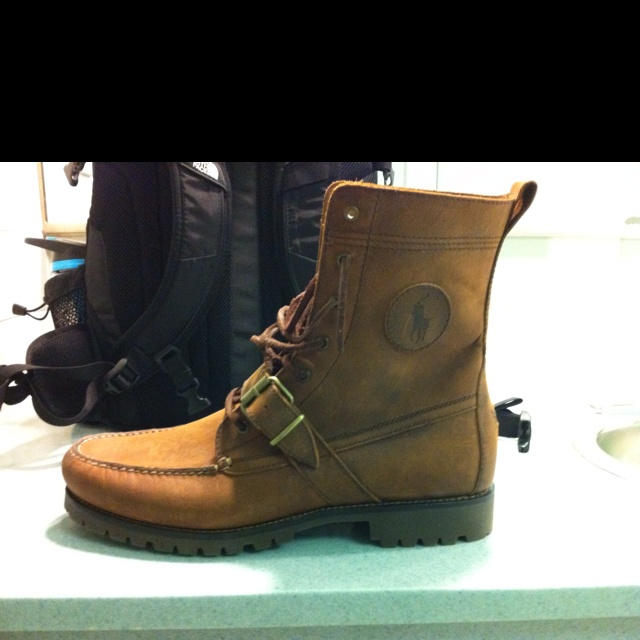 My new Polo boots