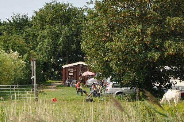 Bauernhof Camping bei Büsum an der Nordsee - Ferienhof Folger Hedwigenkoog