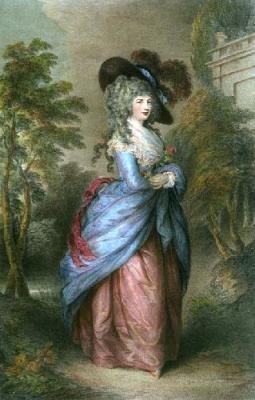Georgiana, Duchess of Devonshire (nee Spencer)