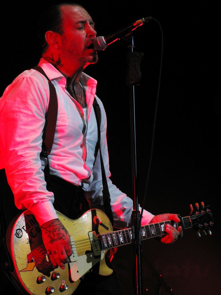 Mike Ness | Social Distortion, Time Warner Cable Arena Charl… | Flickr