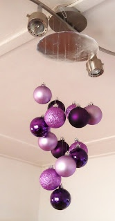 Hanging Christmas Decoration with tutorial. :)