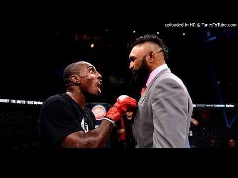 MMA Liam McGeary vs Phil Davis Media Call: It's Time to Get Serious