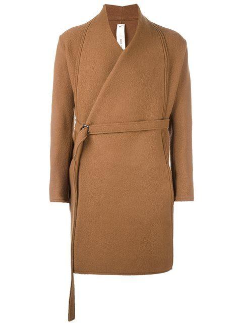 Damir Doma belted kimono coat