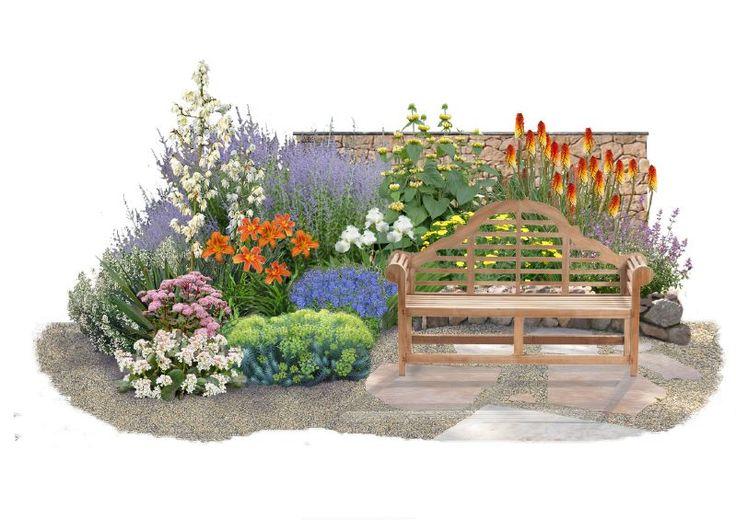 Farbenfreude, Fülle und wenig Aufwand: Kiesbeete stehen auf der Beliebtheitskala von Gartenfreunden ganz oben. Kein Wunder – die Trockenheit verträglichen Kiesbeet-Pflanzen bieten das ganze Jahr über üppige Blütenfülle bei minimalem...