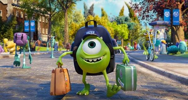 7 Stages Of Starting School, As Told By Disney