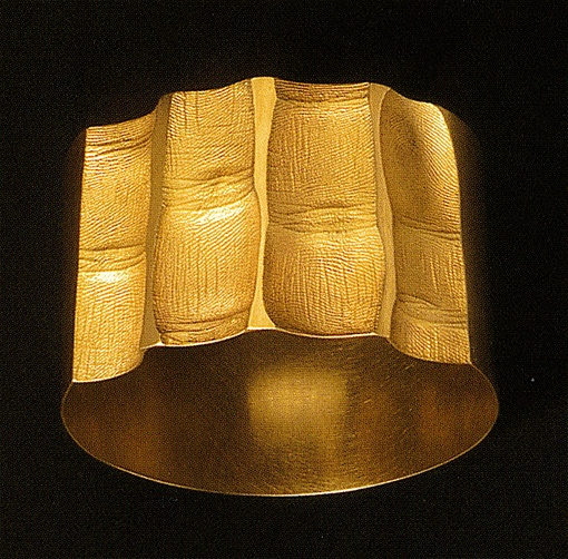 gerd rothmann's 'four finger bangle' (1982)