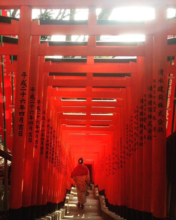#hieshrine #日枝神社 (by akina1987)