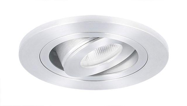 LED Inbouwspot Monza 3 Watt (Vervangt 20W)