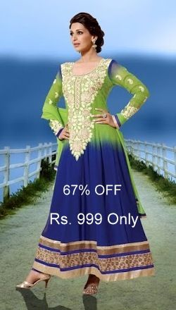 The Fashion World Presents This Green Coloured Salwar Suit. Which Exudes A Lot Of Class And Elegance. Made Of Georgette , This Salwar Suit Is Super Comfortable To Wear All Day Long. The Embroidery Enhances The Visual Appeal Of This Salwar Suit. #salwar suits # bridal Salwar suits # Designer Slawar Suits #Designer Slawar Kameez #sonali Bendre Gerorgette Salwar kameez #green color Salwar kameez #bridal salwar kameez #bollywood salwar kameez designs