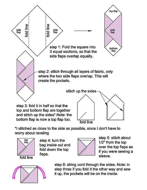 Origami Bag 1 by joninhasemrc, via Flickr