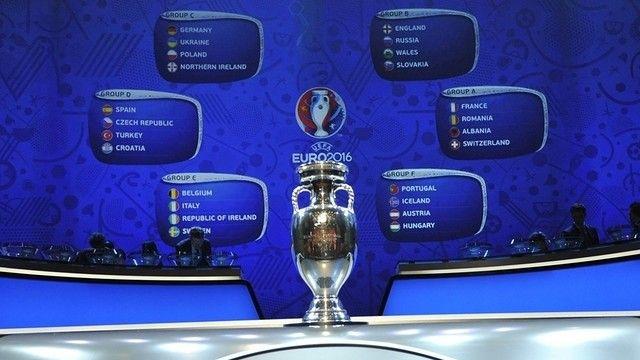 Spain Croatia and Turkey drawn together at Euro 2016