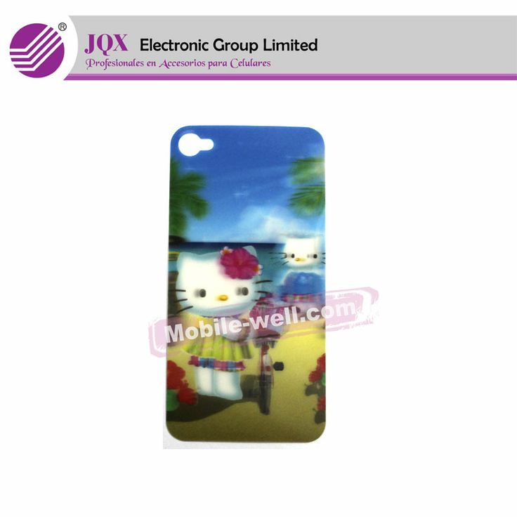 Hello Kitty series 3D back screen protector for iPhone-Accessories for IPhone-Wholesale cell phone accessories manufacturer from china, cell phone lcd, cell phone cases, cell phone flex cables,wholesale cell phone chargers manufacture from china,wholesale mobile phone accessories manufacture in china,mobile phone lcd, mobile phone cables, cell phone cables