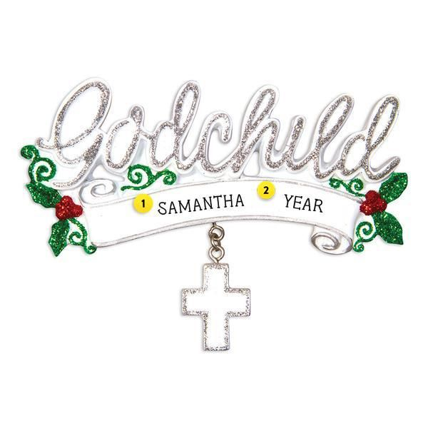 Godchild Ornament | Ornaments, Christmas gifts, Perfect ...