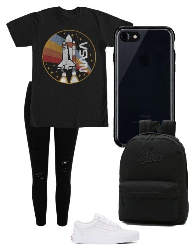 """""""Untitled #11"""" by tamas-erdos ❤ liked on Polyvore featuring River Island, Belkin, Vans, men's fashion and menswear"""