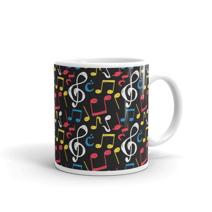 Just launched! Music Notes Mug http://oompah.shop/products/music-notes-mug