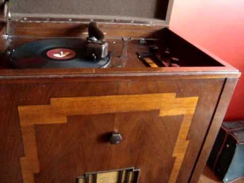 Here's a demonstration of the Marconiphone 274 Radiogram which I purchased earlier this week. It's a superhet and the price was 29 Guineas in October 1933. T...