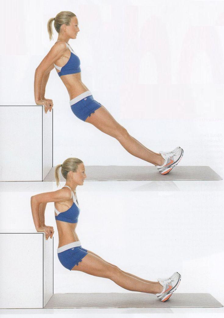 Entrenamiento personal, entrenamiento funcional.: 4 ejercicios para tonificar tus brazos