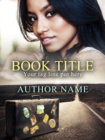 African American Romance Premade Book covers