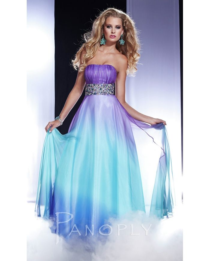 purple and blue dress prom dresses pinterest blue