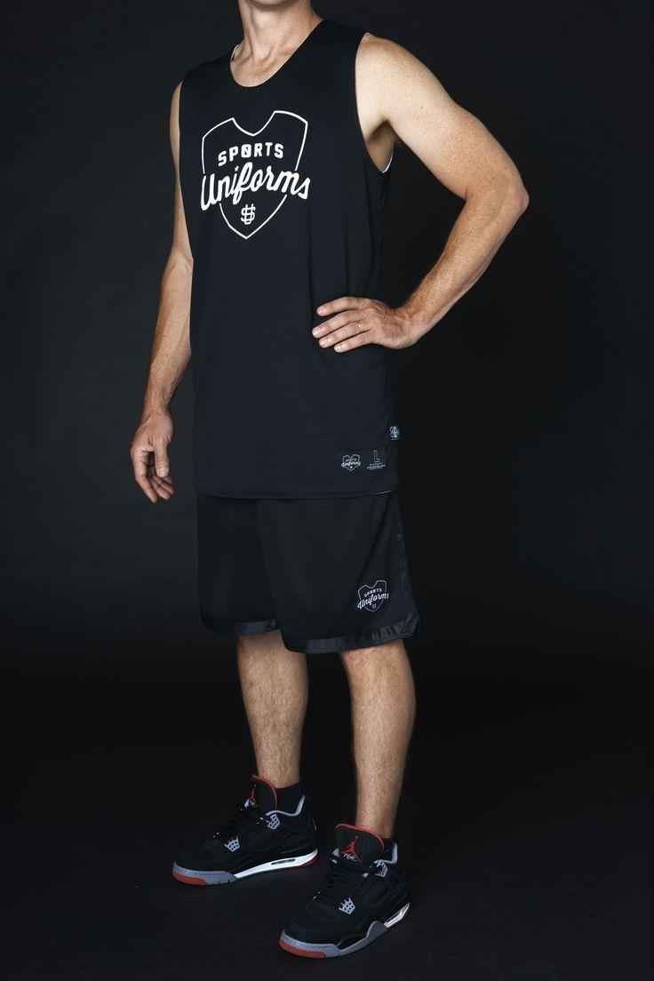 Sports Uniforms reversible