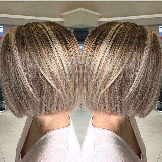 Stupendous 1000 Ideas About Dark Blonde Bobs On Pinterest Blonde Bobs Hairstyles For Women Draintrainus