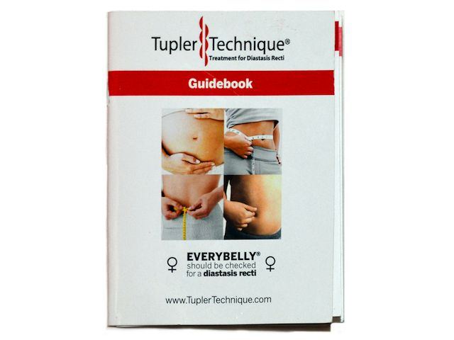 Tupler Technique®Guidebook | The Belly Firm - Bring Back Your Core