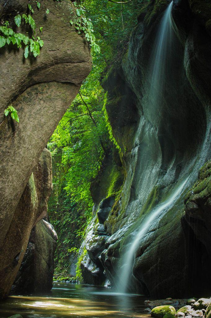 Yufugawa gorge, Oita, Japan