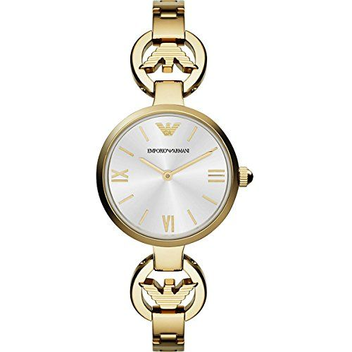 Emporio Armani Damenuhren ✓ Gold & Rosegold✓ Edelstahlarmband✓ Lederarmband✓ günstig im SALE✓ Neue Kollektion & klassiche Damenuhr