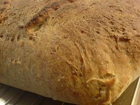 Detta bröd brukade jag göra på 70-talet i studentkorridoren i Umeå. En tjejkompis berättade att hennes man alltid klagade över att henne...