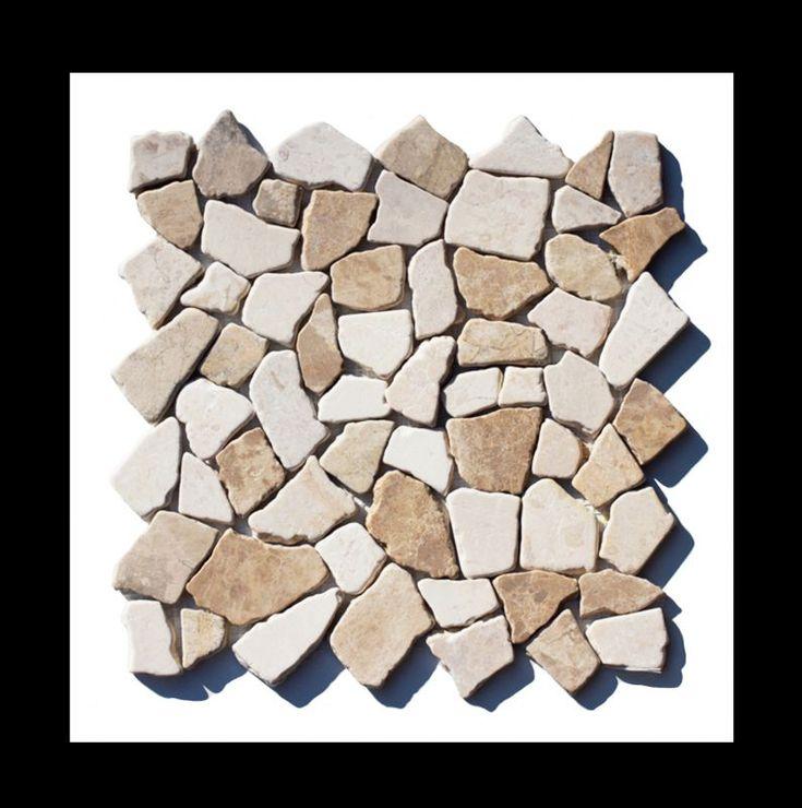 Die besten 25+ Marmor mosaik Ideen auf Pinterest Badezimmerboden - fliesen mosaik küche