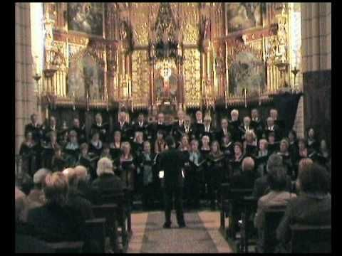 Dona Nobis Pacem in Cathedral
