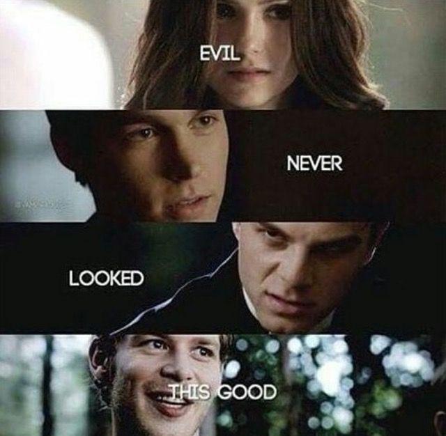 зло никога не са изглеждали толкова добре