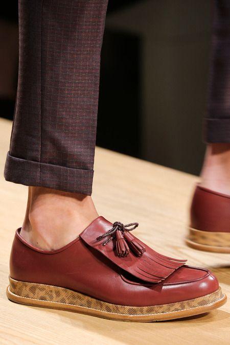 Salvatore Ferragamo   Spring 2015 Menswear Collection   Style.com