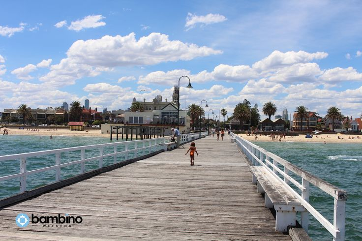 Kerferd Road Beach and Pier, South Melbourne