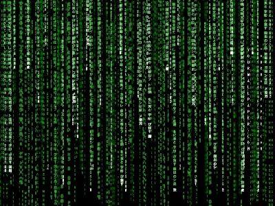"""""""La Matrice est le monde qui a été mis devant tes yeux pour te cacher la vérité """"  Morpheus - Matrix"""